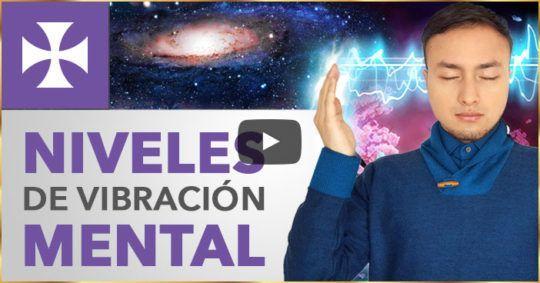 Niveles de vibración mental - GAMMA, BETA, ALFA, THETA, DELTA - Lección No. 10