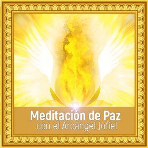 Meditación de Paz con el arcángel Jofiel