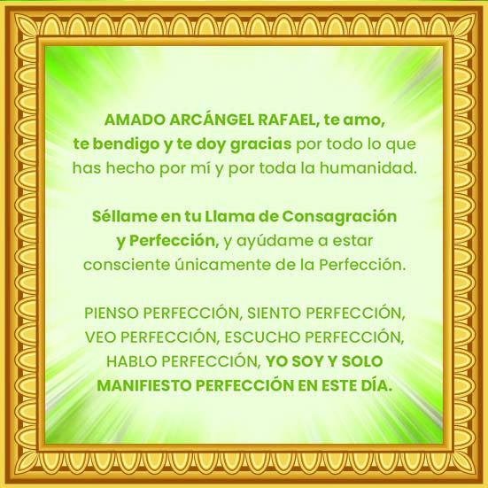 Meditación de Curación con el Rayo Verde y Arcángel Rafael