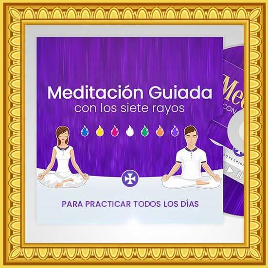 Poderosa Meditación con los 7 Rayos Divinos