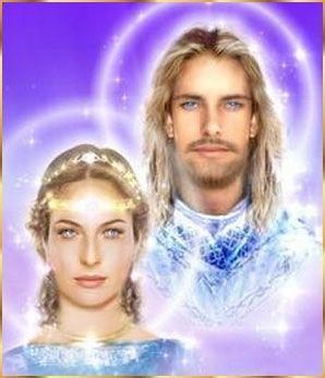 Amado Elohim Arturo y Victoria