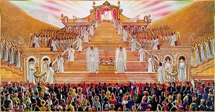 El Tribunal Kármico y el proceso de ascensión | El Morya