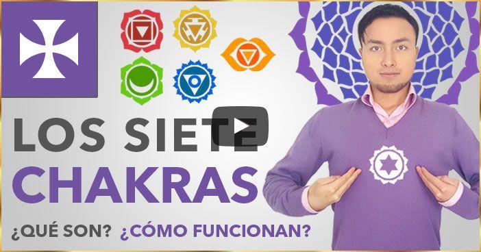 Los Chakras - ¿Qué son? ¿Cómo funcionan? - Lección Espiritual No. 4 - Yo Soy Espiritual