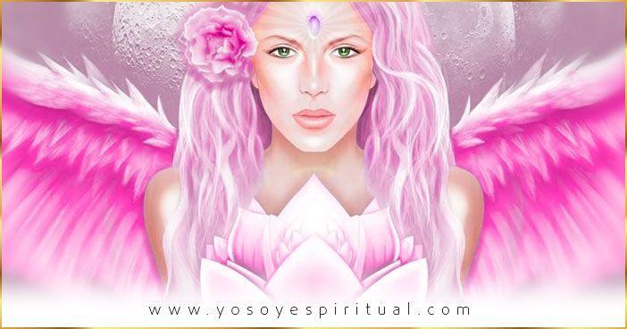 La esencia rosada de corazón es una realidad | Arcángel Chamuel