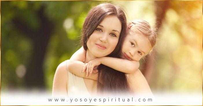 Luz divina para los padres y recién nacidos | Invocación