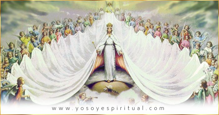 Reciban la asistencia de los Ángeles y Arcángeles | Madre María