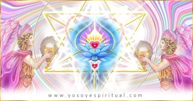 Amen el servicio de la jerarquía angélica | Invocaciones