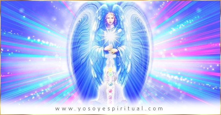 Siempre hay un Ángel de Luz acompañándolos | Amada Adelfia