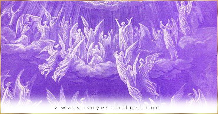 Radiación de los querubines a través del ámbito psíquico | Lord Maitreya