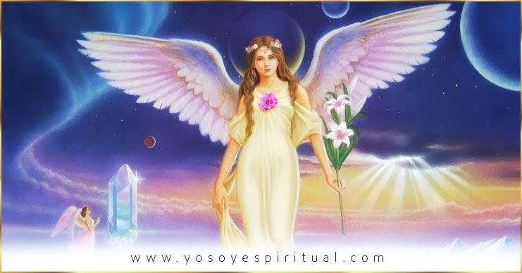 Invoquen la presencia flamígera de la hueste seráfica | Serapis Bey