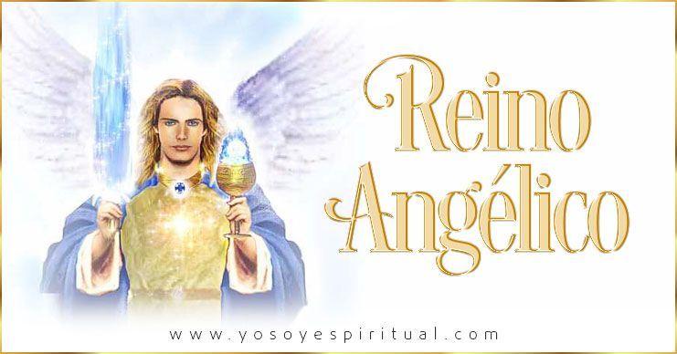 Descripción del mundo de los ángeles | Arcángel Miguel