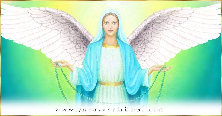 Llamen a los Ángeles de la Sanación | Madre María