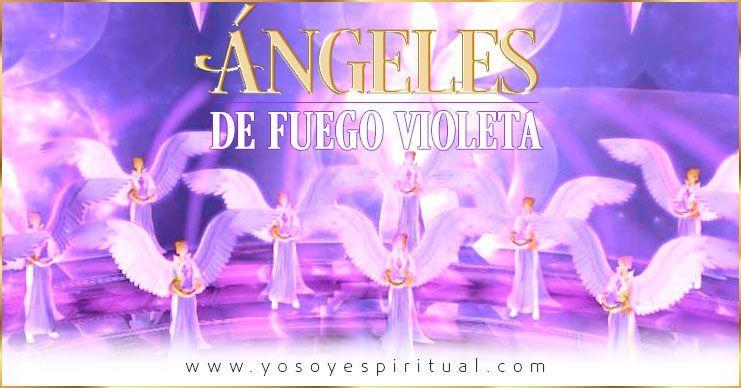 Photo of Asistencia de los ángeles de fuego violeta a los desencarnados | Arcángel Zadkiel