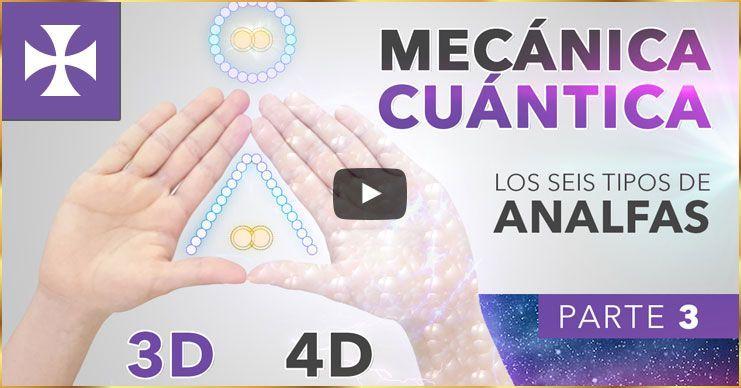 MECÁNICA CUÁNTICA - Tipos de ANALFAS | Yo Soy Espiritual