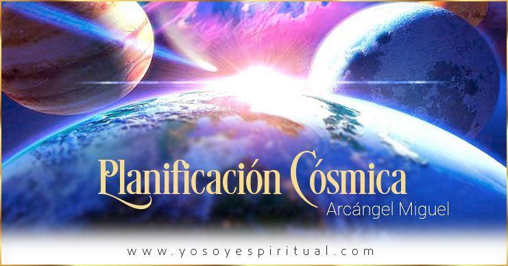 Historia de la planificación cósmica y creación planetaria | Arcángel Miguel