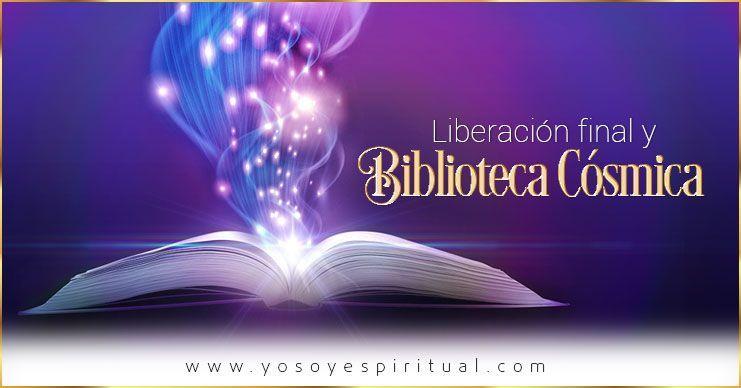 Proceso de liberación final y biblioteca cósmica | Arcángel Miguel