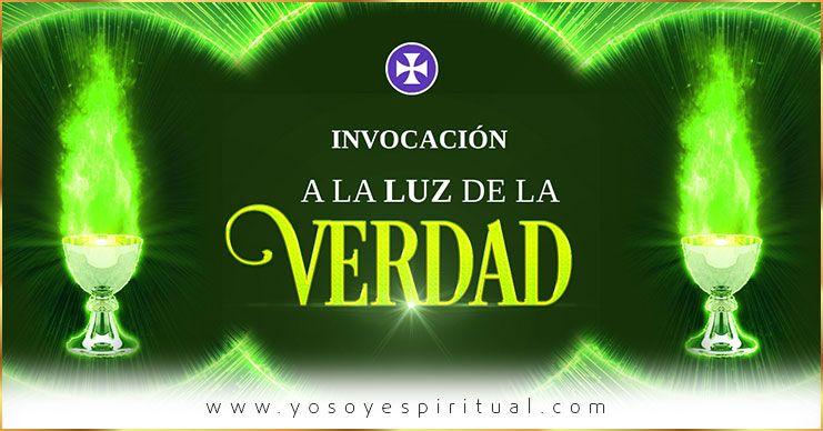 Invocación a la Luz de la Verdad – Decreto