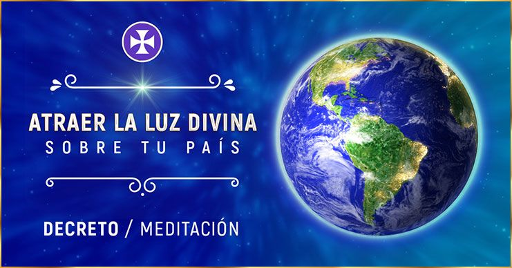 Photo of Decreto para atraer la luz divina sobre tu país