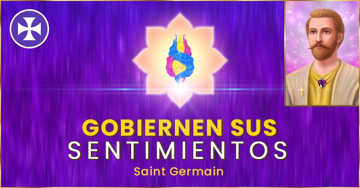El deseo por la luz tiene que ser continuo - Saint Germain
