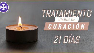 Photo of Tratamiento diario de curación | 21 DÍAS