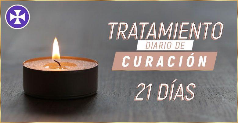 Tratamiento diario de curación | 21 DÍAS - Yo Soy Espiritual