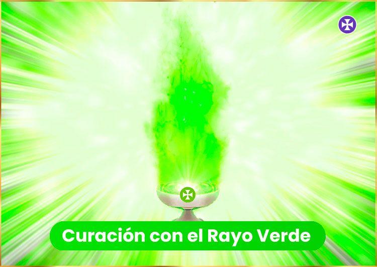 Curación con el Rayo Verde - Consagración al Arcángel Rafael