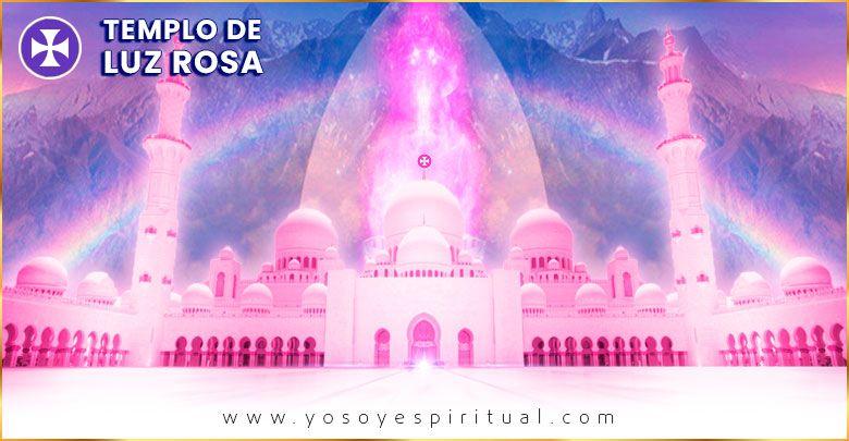 Apertura del Templo de la Luz Rosa