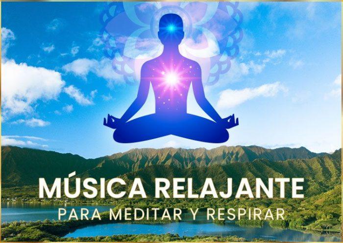 Música relajante para meditar y respirar - Yo Soy Espiritual