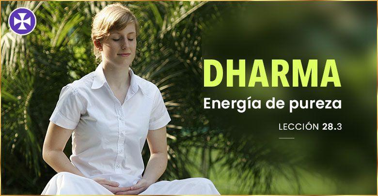DHARMA - la ciencia de la paz sostenida