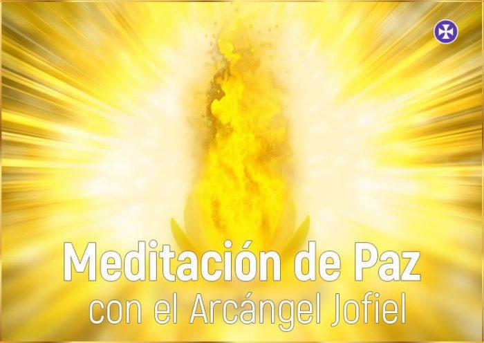 Meditación de Paz con el arcángel Jofiel | Audio y Video