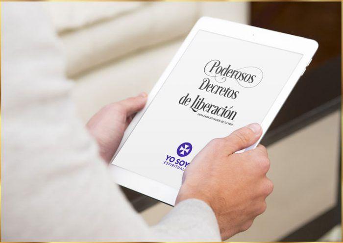 Poderosos decretos de liberación y purificación | ebook