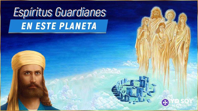 Espíritus Guardianes de otros mundos en este planeta