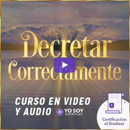 Curso | Aprende a Decretar Correctamente